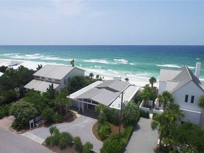 Photo for Are We There Yet - Gulf Front! Blue Mountain Beach! 30A! Private Beach Access!