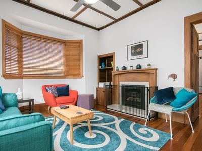 Photo for Cosy CBD Cottage Hamilton - central, well equipped