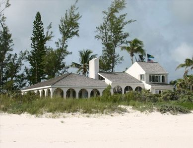 Goodwind House from French Leave Beach