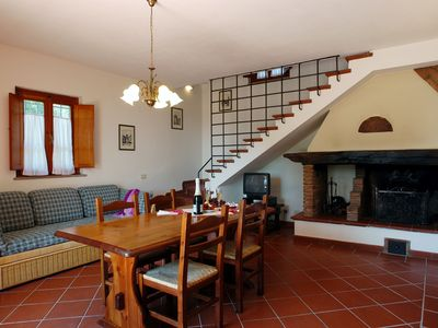 Photo for 2 bedroom Apartment, sleeps 6 in La Collina with Pool and WiFi