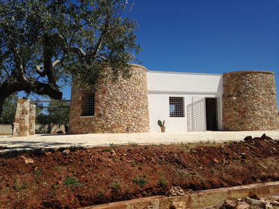 Photo for Rural house among olive trees with all the comforts at 2 steps from Gallipoli Taviano