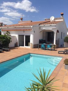 Photo for L'Escala: House with swimming pool