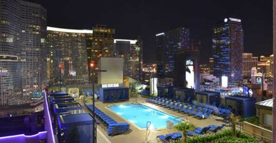 Photo for Polo Towers 1 Bdrm Suite on the Heart of the Las Vegas Strip