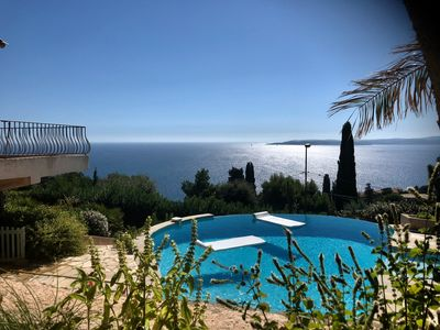 Photo for Beautiful provence villa, Les Issambres. French Riviera