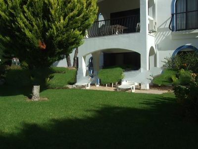 Photo for 2 bedroom Apartment, sleeps 4 in Vale do Garrao with Pool, Air Con and WiFi