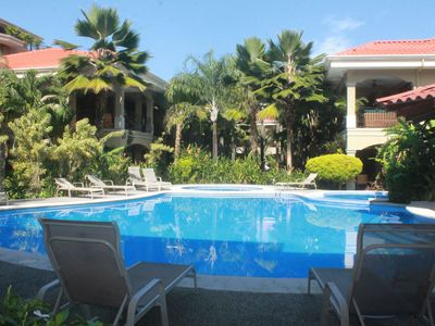 Photo for Luxury Vacation Condos- 5 min. Walk to Beach & Downtown Jaco-  Best Location!