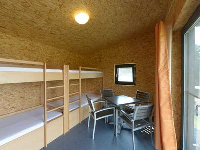 Photo for Camping hut up to 4 persons - Hafencamp Senftenberger See - Accommodation