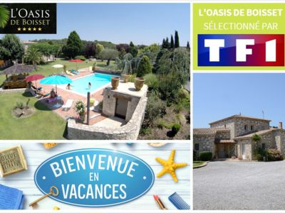 Photo for 5 ***** Mas, 210 sqm, high standing, private heated pool,