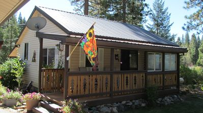 Photo for Cromberg Cabin close to Graeagle (Plumas County)
