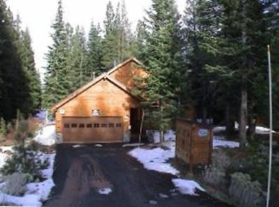 Photo for Cozy Tahoe Donner Cabin
