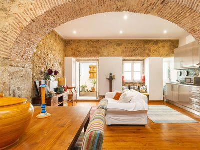 Photo for Duplex apartment in the heart of Lisboa with terrace