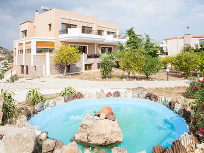 Photo for Villa APEX with 360 degrees high view and special commodities - 5 Star Comforts
