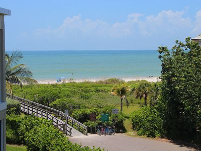 Photo for Gulf View, Two Bedroom Condo - Sanibel Surfside 234