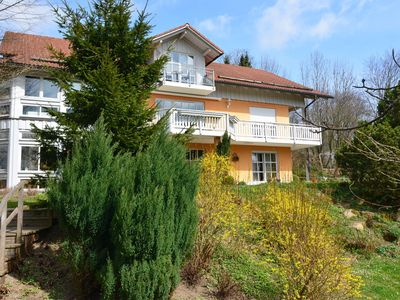 Photo for Very well equipped holiday home with sauna, balcony and large garden