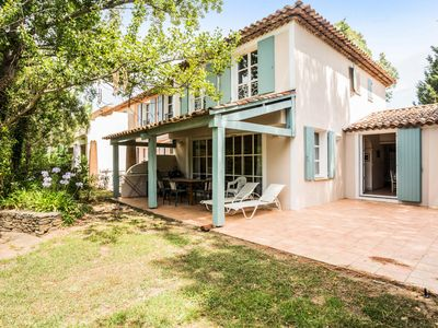 Photo for The houses and villas at the Restanques of the Gulf of Saint-Tropez - Maeva Individuals - Villa 5 rooms with garden / terrace 10 people