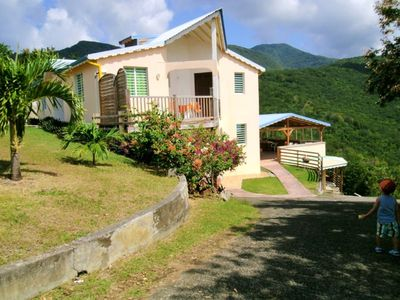 Photo for Homerez last minute deal - Beautiful house with shared pool