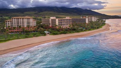 Photo for One time *Ocean View* Villa at Marriott's Maui Ocean Club Aug 23-30, 2019 ONLY