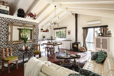Rustic French Provincial Cottage set in a secluded picturesque location