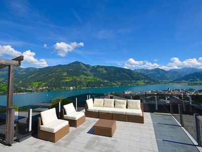 Photo for Apartment Eichenhof Top 3 - luxury apartment over two floors, fantastic lake view
