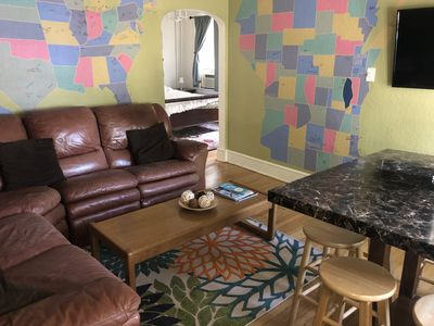 Photo for Best location in Milwaukee! Lower Duplex Unit - long term stays welcome