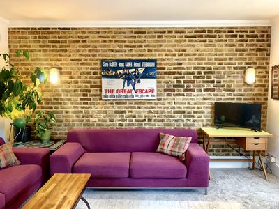Photo for Stylish London flat with parking and great transport links