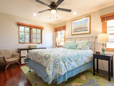 Walk to Liberty Station From a Warm Guest House| Perfect for Work or Vacation