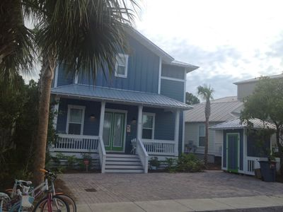 Photo for Sea's the Way - Seacrest beach's premier place to stay. EV charging available