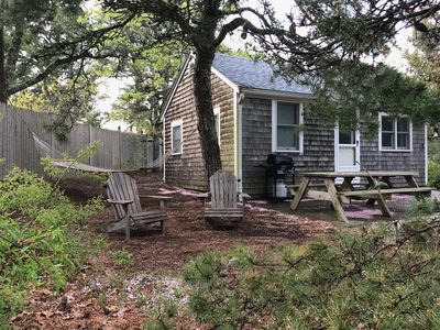 Photo for Bright & Updated Cottage Across the Street from Beach