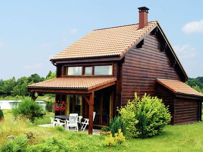 Photo for Vintage Holiday Home in Servance with Barbecue