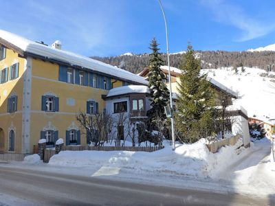 Photo for Apartment Chesa Cromer  in Celerina, Engadine - 4 persons, 2 bedrooms