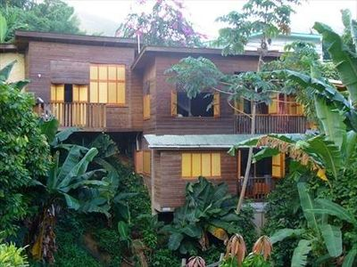 Photo for 5BR Cottage Vacation Rental in Castara, Western Tobago