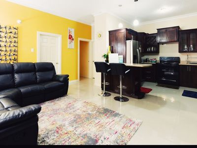 Photo for New Contemporary Kingston Apt 1BED| 1.5 BATH