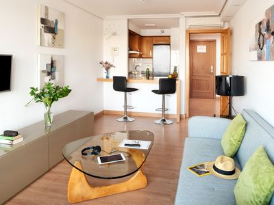 Photo for 1BR Apartment Vacation Rental in Arrecife, Canarias