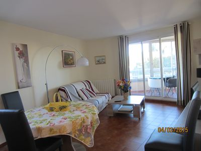 Photo for Fréjus Apartment 2 rooms Residence secure private parking