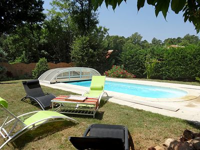 Photo for Vacation home Mas de L'Oulivier  in Roussillon, Luberon - 6 persons, 3 bedrooms