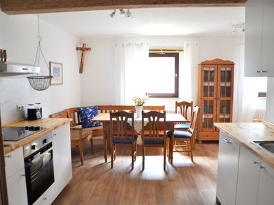 Photo for NEW! Light-filled apartment in the nature reserve Franconian Switzerland