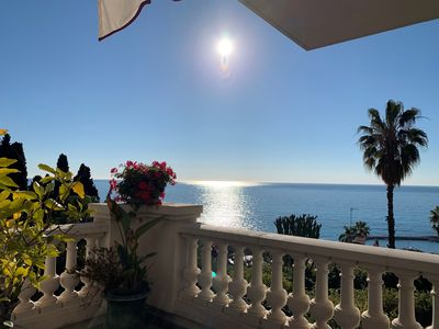 Photo for 3BR Apartment Vacation Rental in Menton, Provence-Alpes-Côte d'Azur