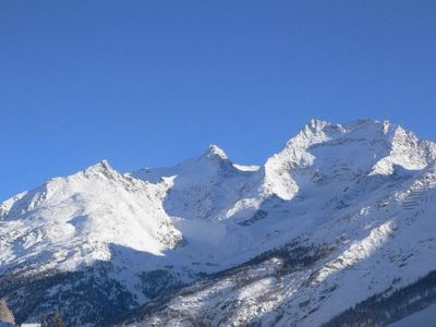 Photo for Apartment Chalet Domino in Saas-Fee - 5 persons, 2 bedrooms