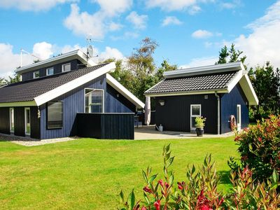 Photo for Modern Holiday Home in Ulfborg near Sea