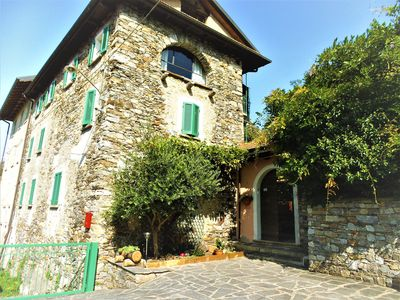 Photo for Stone farmhouse of 1872 in the most total tranquility and peace.