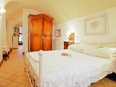 Photo for Romantic apartment in the historic center
