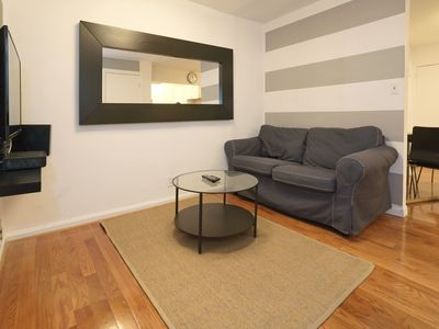 Photo for Apartment 296 m from the center of New York with Internet, Air conditioning (983321)