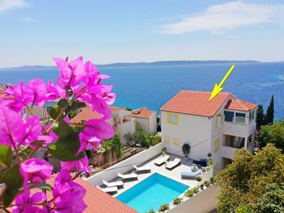 Photo for Apartments Srđan, (14059), Okrug Gornji, island of Ciovo, Croatia