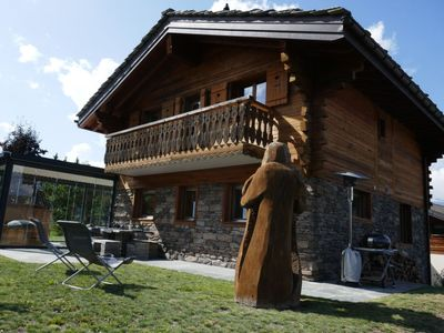Photo for Vacation home The Bond in Nendaz - 6 persons, 3 bedrooms