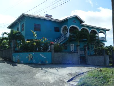 Photo for 2 bedroom comfortable luxury apartment with private patio and ocean views.
