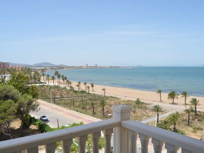 Photo for 2BR Apartment Vacation Rental in Playa Paraiso, Murcia