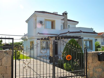 Photo for Villa Rose sleeps 6 people with 3 bedrooms and 2 bathrooms