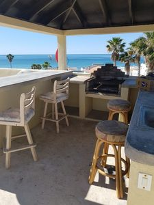 Photo for Beautiful Beach home- steps away from Beach!