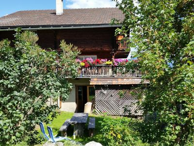 Photo for Beautifully located house in the midst of the mountains with a beautiful view.