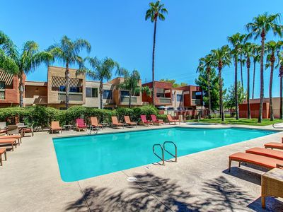 Photo for 1bed/1bath Furnished & Remodeled, Golf Course View, Granite